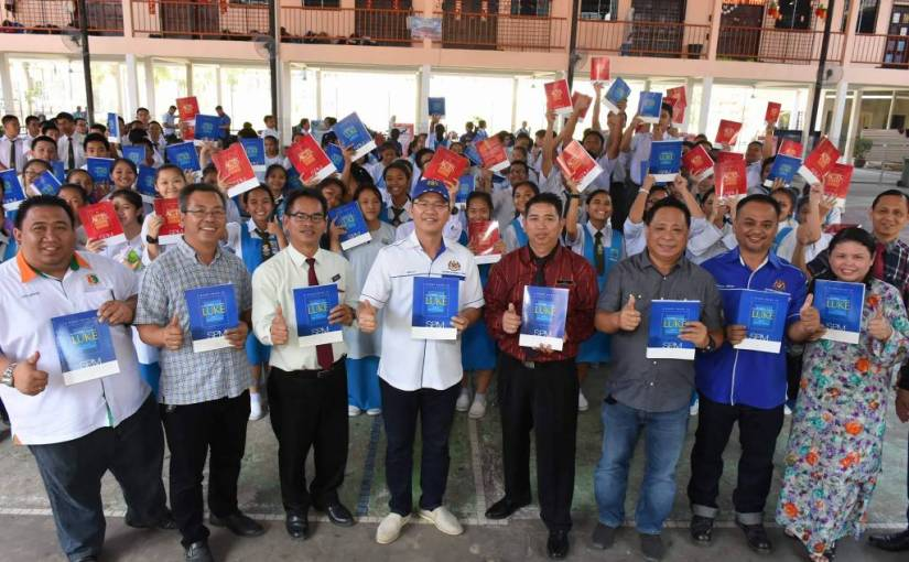 Borneo Post: 1,000 students studying Bible Knowledge inSabah